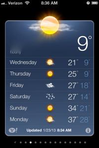 HOW WARM!